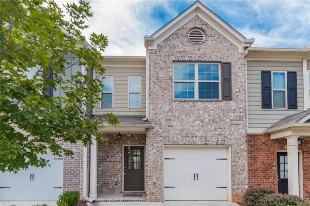 3209 Cyrus Point Lane NW, Kennesaw, GA 30152 (MLS #6632711) :: North Atlanta Home Team