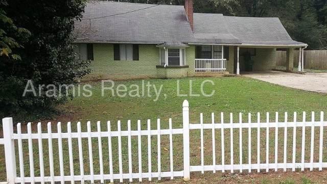 114 Fairburn Road SW, Atlanta, GA 30331 (MLS #6632752) :: North Atlanta Home Team