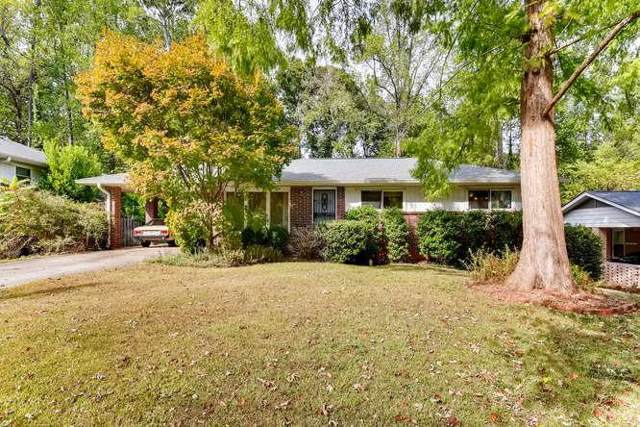2920 Delcourt Drive, Decatur, GA 30033 (MLS #6632755) :: North Atlanta Home Team