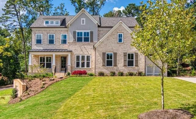 125 Horizon Hill, Milton, GA 30004 (MLS #6632760) :: Charlie Ballard Real Estate