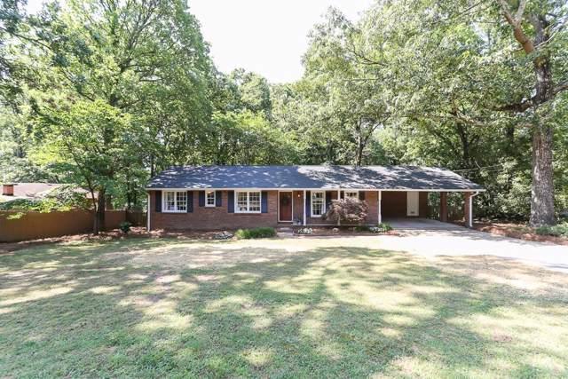 2936 Pauls Way, Marietta, GA 30062 (MLS #6632767) :: RE/MAX Paramount Properties