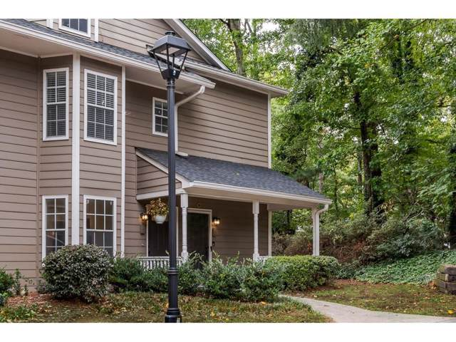 2130 N Forest Trail, Dunwoody, GA 30338 (MLS #6632773) :: North Atlanta Home Team