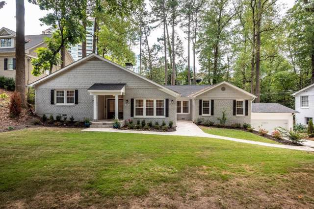689 Longleaf Drive NE, Atlanta, GA 30342 (MLS #6632802) :: North Atlanta Home Team