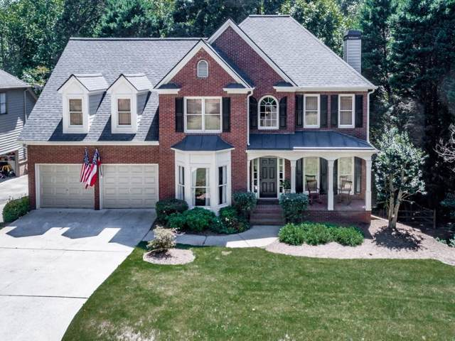 408 Amber Lane, Woodstock, GA 30189 (MLS #6632821) :: The Realty Queen Team
