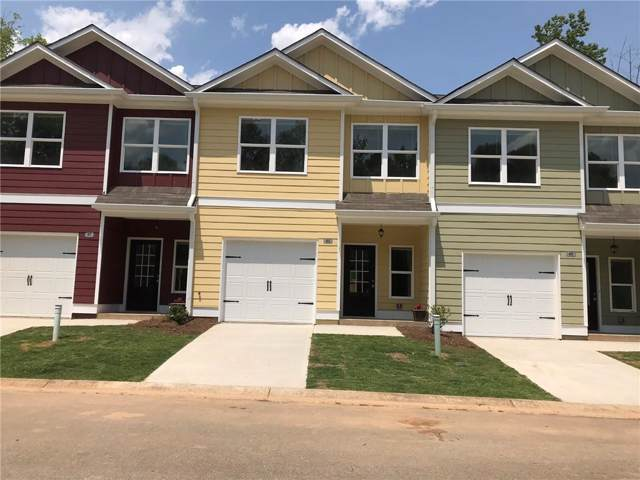61 Towne Club Drive #44, Jasper, GA 30143 (MLS #6632845) :: North Atlanta Home Team