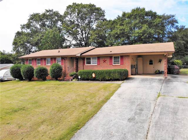 185 Pine Valley Drive, Toccoa, GA 30577 (MLS #6632870) :: North Atlanta Home Team
