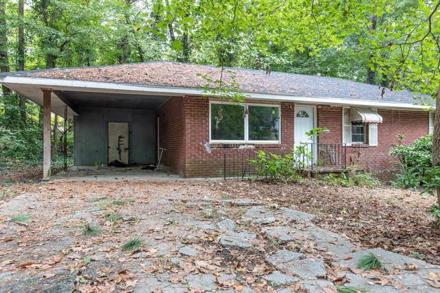 1000 Margaret Place NW, Atlanta, GA 30318 (MLS #6632906) :: North Atlanta Home Team