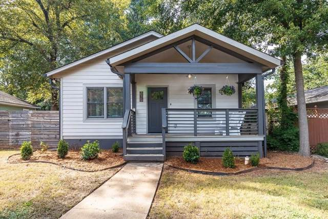 215 Stovall Street SE, Atlanta, GA 30316 (MLS #6632927) :: North Atlanta Home Team