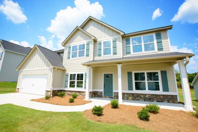 1151 Red Bud Circle, Villa Rica, GA 30180 (MLS #6632933) :: Charlie Ballard Real Estate