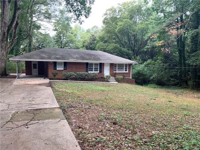 1666 Simpson Drive, Tucker, GA 30084 (MLS #6632937) :: RE/MAX Paramount Properties