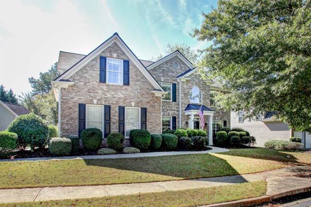 206 Morning Mist Lane, Woodstock, GA 30188 (MLS #6632994) :: The Realty Queen Team
