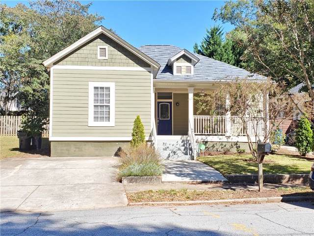 1721 Ware Avenue, East Point, GA 30344 (MLS #6633010) :: Charlie Ballard Real Estate
