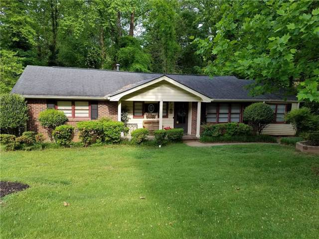 2600 Woodacres Road NE, Atlanta, GA 30345 (MLS #6633015) :: North Atlanta Home Team