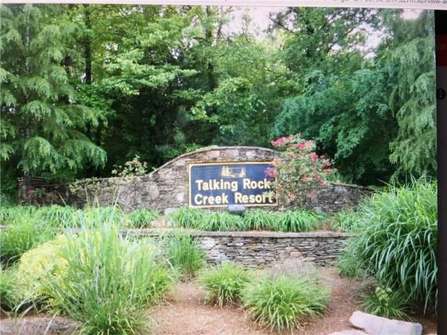 000 Hunter Drive, Ranger, GA 30734 (MLS #6633077) :: The North Georgia Group