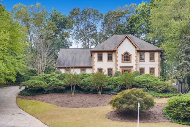 565 Wayt Road, Roswell, GA 30076 (MLS #6633106) :: North Atlanta Home Team