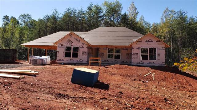 0 Chumbley Road, Dawsonville, GA 30534 (MLS #6633130) :: Charlie Ballard Real Estate