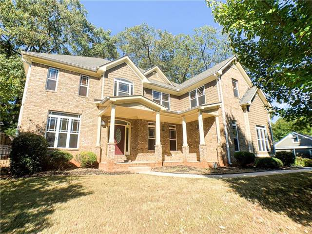 2916 Saint Patrick Street SE, Atlanta, GA 30317 (MLS #6633145) :: The Heyl Group at Keller Williams