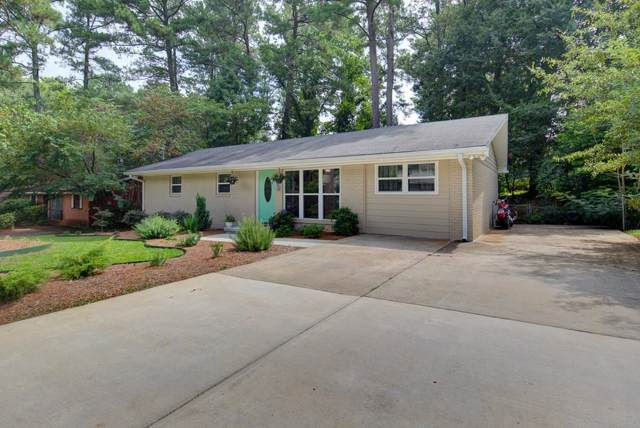 2240 Scotty Circle, Decatur, GA 30032 (MLS #6633154) :: Charlie Ballard Real Estate