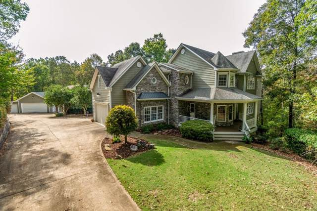 596 Gold Crest Drive, Dahlonega, GA 30533 (MLS #6633183) :: The Heyl Group at Keller Williams