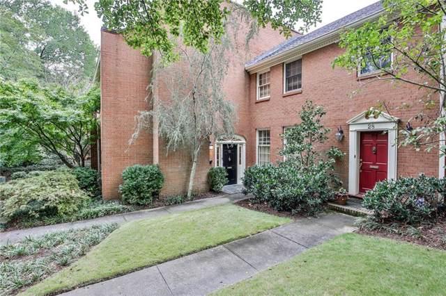 27 Lullwater Place NE, Atlanta, GA 30307 (MLS #6633188) :: Rock River Realty