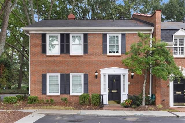4620 Wieuca Road NE #59, Atlanta, GA 30342 (MLS #6633194) :: Rock River Realty