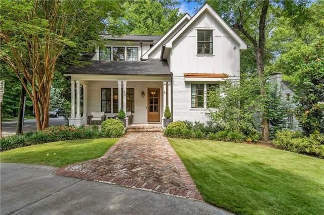 650 Courtenay Drive NE, Atlanta, GA 30306 (MLS #6633199) :: RE/MAX Prestige