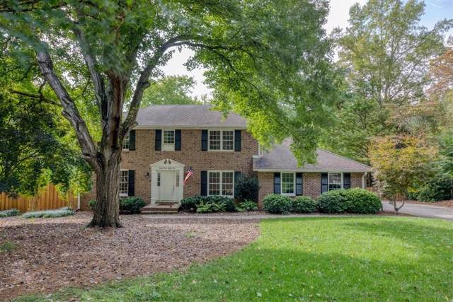 2384 Leisure Lake Drive, Dunwoody, GA 30338 (MLS #6633205) :: RE/MAX Paramount Properties