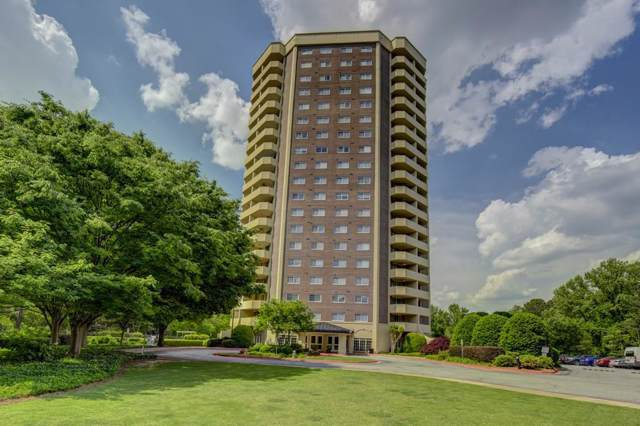 1501 Clairmont Road #1732, Decatur, GA 30033 (MLS #6633240) :: The Heyl Group at Keller Williams
