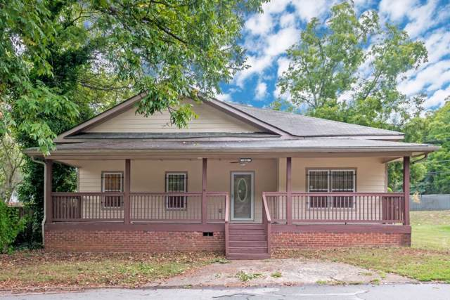 1021 Peeples Street SW, Atlanta, GA 30310 (MLS #6633243) :: The Heyl Group at Keller Williams