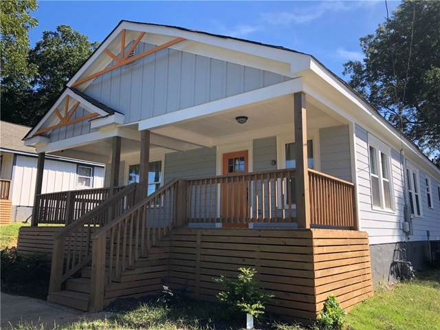 1056 Dill Avenue SW, Atlanta, GA 30310 (MLS #6633257) :: The Heyl Group at Keller Williams