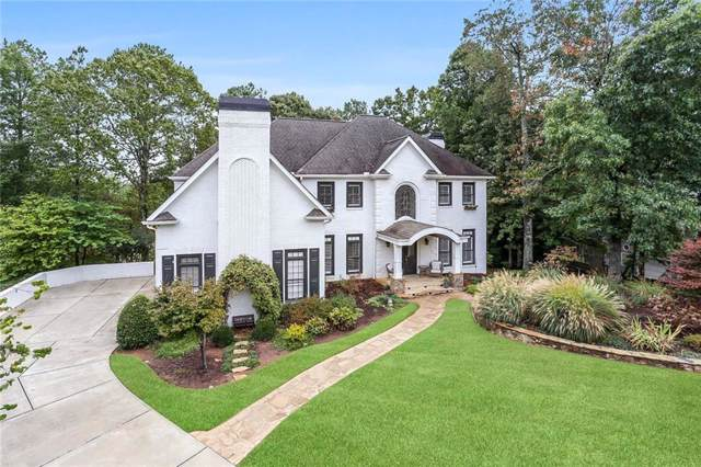 485 Thornwyck Trail, Roswell, GA 30076 (MLS #6633287) :: The Realty Queen Team