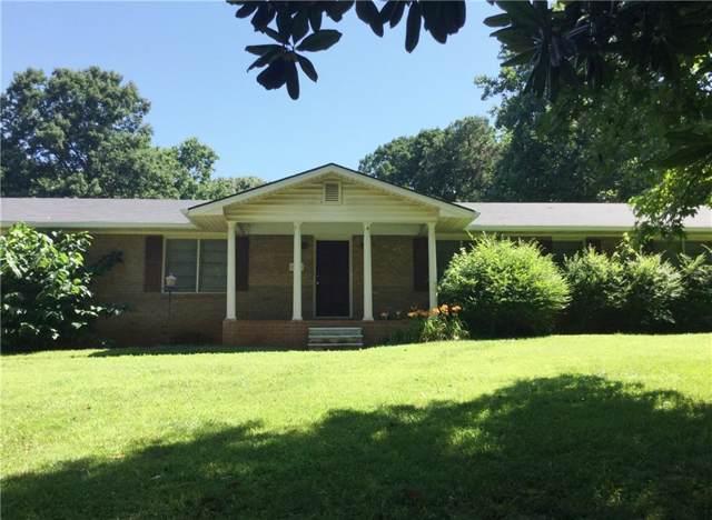 1566 Hurt Road SW, Marietta, GA 30008 (MLS #6633290) :: North Atlanta Home Team