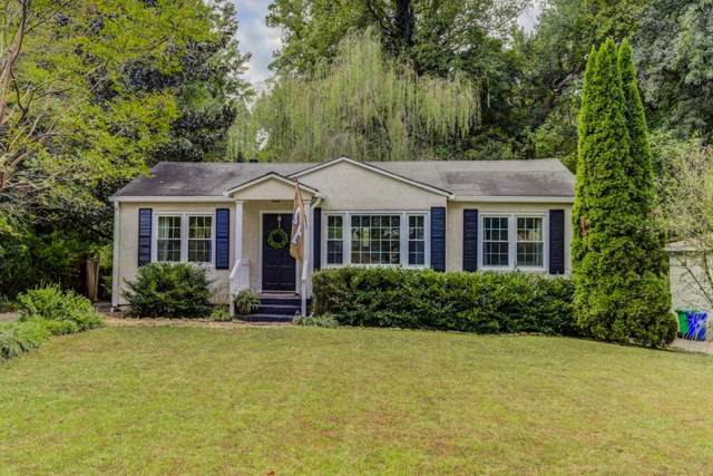 1606 Belle Isle Circle, Atlanta, GA 30329 (MLS #6633302) :: The Hinsons - Mike Hinson & Harriet Hinson