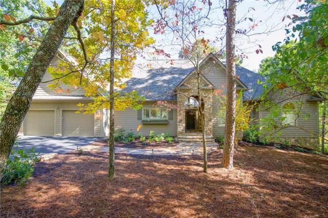 316 Hunters Trace, Big Canoe, GA 30143 (MLS #6633313) :: Charlie Ballard Real Estate