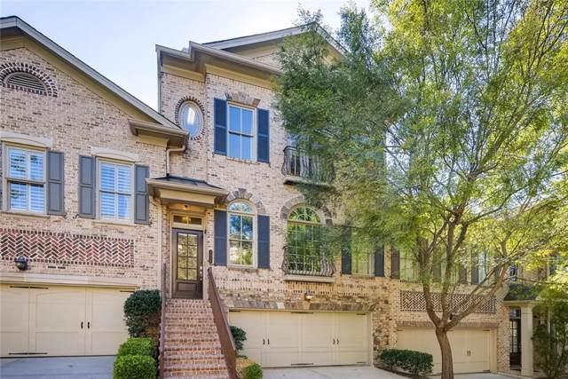 3048 Stone Gate Drive NE #3048, Atlanta, GA 30324 (MLS #6633325) :: Rock River Realty