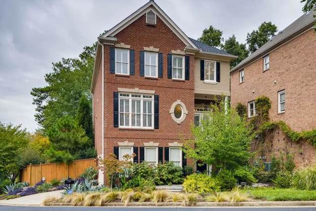 2493 Manor Walk, Decatur, GA 30030 (MLS #6633334) :: The Heyl Group at Keller Williams