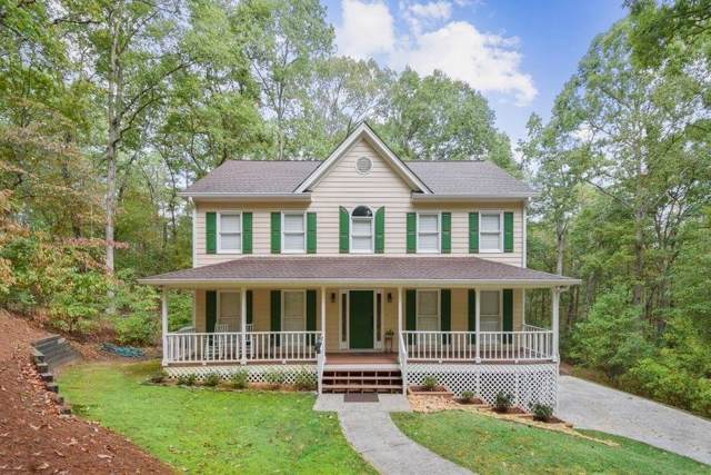 285 Sutallee Ridge Court NE, White, GA 30184 (MLS #6633342) :: North Atlanta Home Team