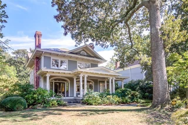513 Seminole Avenue NE, Atlanta, GA 30307 (MLS #6633362) :: The Justin Landis Group