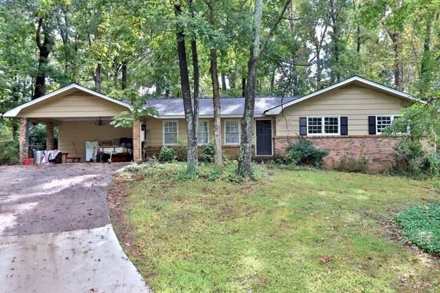 4364 Hale SW, Lilburn, GA 30047 (MLS #6633373) :: North Atlanta Home Team