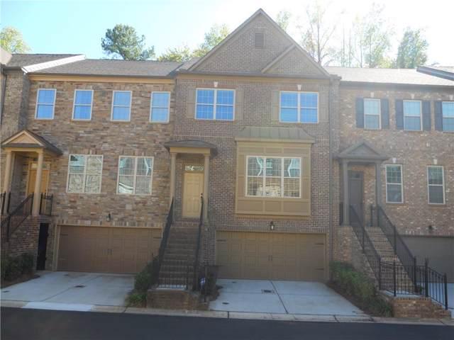 2746 Birch Grove Lane #12, Marietta, GA 30067 (MLS #6633496) :: North Atlanta Home Team