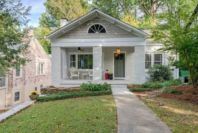 1455 Lanier Place NE, Atlanta, GA 30306 (MLS #6633498) :: RE/MAX Prestige