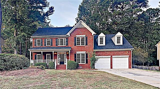 382 Ashbourne Trail NE, Lawrenceville, GA 30043 (MLS #6633514) :: The Realty Queen Team