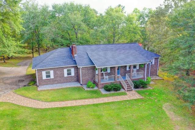 1744 Alcovy Road, Lawrenceville, GA 30045 (MLS #6633533) :: The North Georgia Group