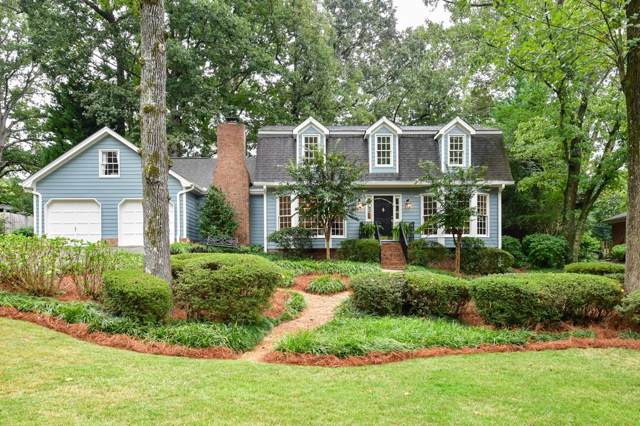 4159 Brawley Drive NE, Brookhaven, GA 30319 (MLS #6633548) :: RE/MAX Paramount Properties