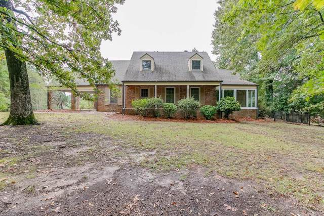 6385 Paradise Point Road, Flowery Branch, GA 30542 (MLS #6633556) :: RE/MAX Prestige