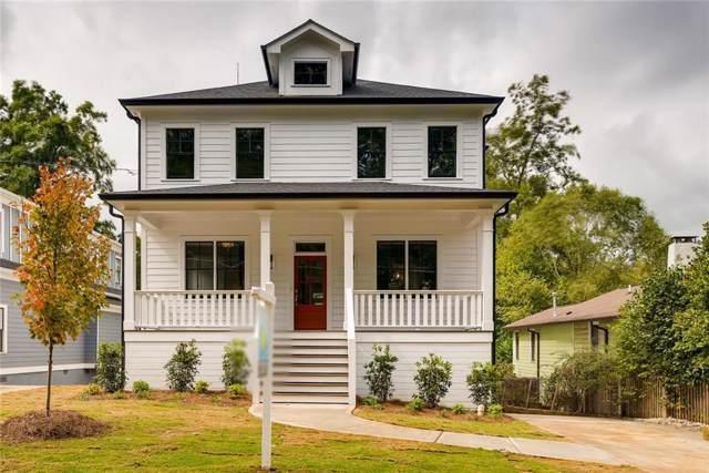 180 Locust Street NE, Atlanta, GA 30317 (MLS #6633558) :: The Heyl Group at Keller Williams