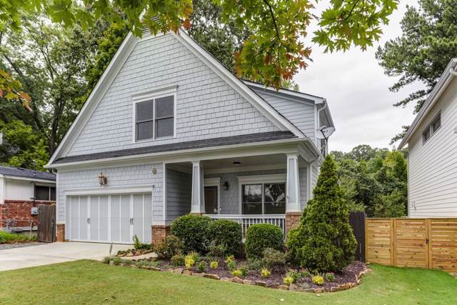 1667 Laurel Avenue NW, Atlanta, GA 30318 (MLS #6633566) :: North Atlanta Home Team