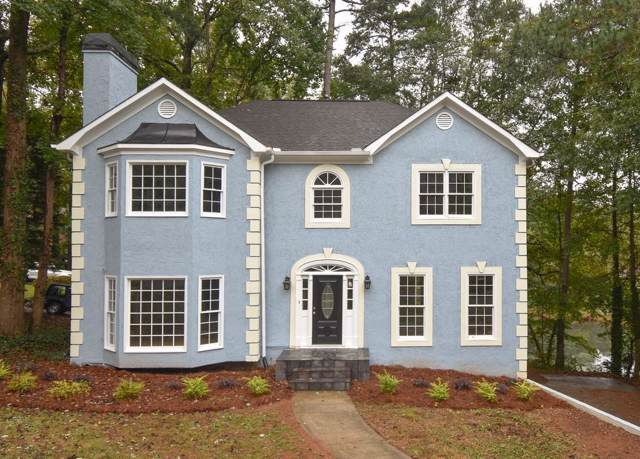 4093 Tanbark Drive NE, Marietta, GA 30066 (MLS #6633578) :: North Atlanta Home Team