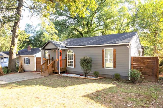 675 Cedar Avenue NW, Atlanta, GA 30318 (MLS #6633589) :: Charlie Ballard Real Estate