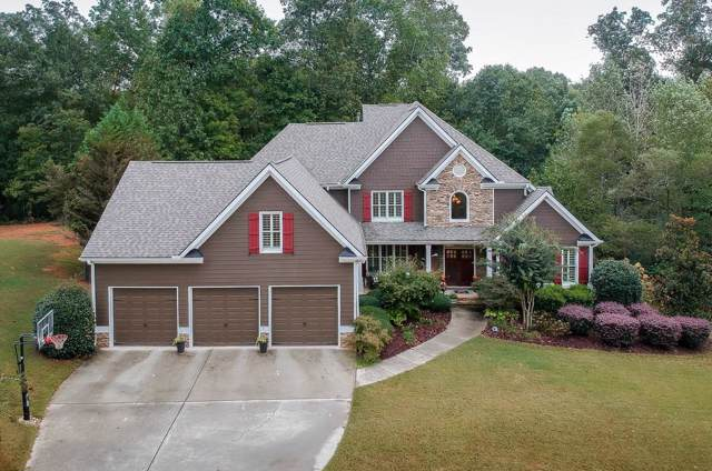 5523 Cathers Creek Drive, Powder Springs, GA 30127 (MLS #6633605) :: Charlie Ballard Real Estate